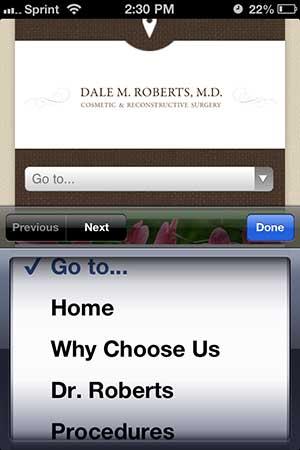 dalemroberts-mobile-navigation